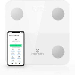 Noerden Minimi Smart Body Scale White