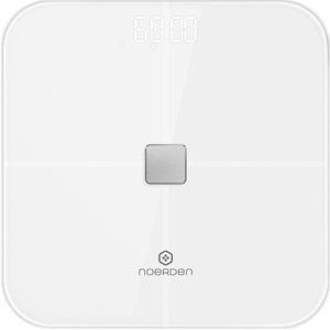 NOERDEN SENSORI - White - Smart Body Scale