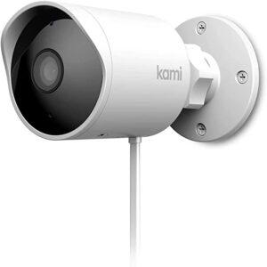 Kami Smart Outdoor/Indoor Security Camera